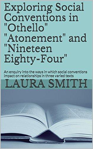 Relationships in Atonement?