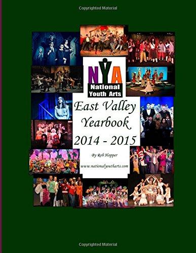 NYA East Valley Yearbook 2014-2015