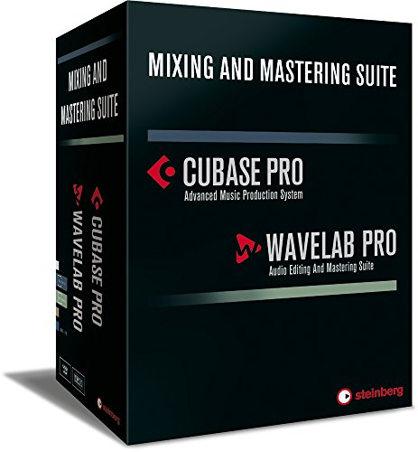 Steinberg 46264 Cubase Pro und Wavelab Pro Mixing/Mastering Suite