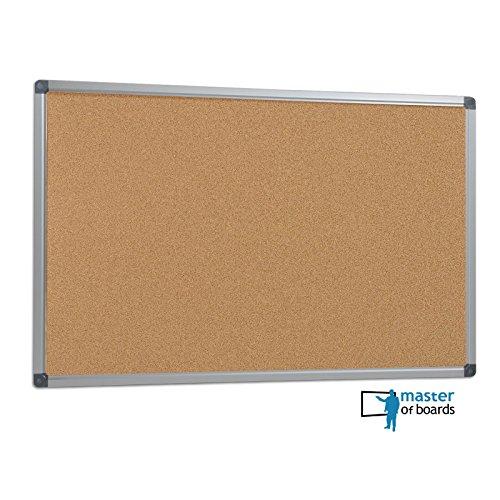 tableau-en-liege-master-of-boardsr-premium-avec-cadre-en-aluminium-plusieurs-tailles-60x90cm