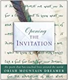 Cover of: Opening the Invitation, 1st, First Edition | Oriah Mountain Dreamer
