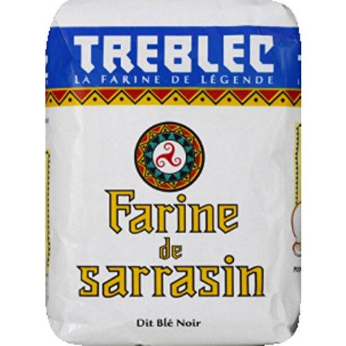 treblec Farine de sarrasin - ( Prix Unitaire ) - Envoi Rapide Et Soignée