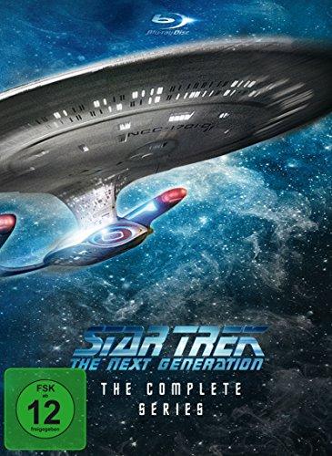 Next-generation-serie (Star Trek - The Next Generation (The Complete Series) [Blu-ray])