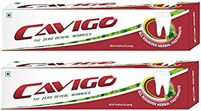 RCM Cavigo All Rounder Tooth Paste - Pack of 2