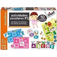 Diset 63031 - Actividades Escolares P3