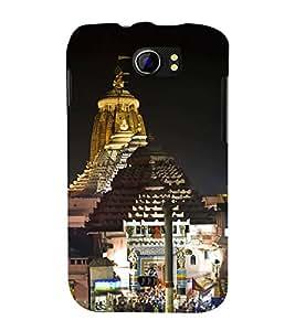 ifasho Designer Back Case Cover for Micromax Canvas 2 A110Q :: Micromax A110Q Canvas 2 Plus :: Micromax Canvas 2 A110 (Jagannath Vishnu Yantra Ethopia Vishnu Namam)