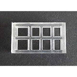 Bracket Spacer Block/ Bracket Extension:LARGE/ Blind & shade installation (8) by Amazing Drapery Hardware