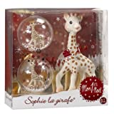 Vulli - Fresh Touch - Sophie la Girafe - Mon Premier Noël - Coffret Cadeau
