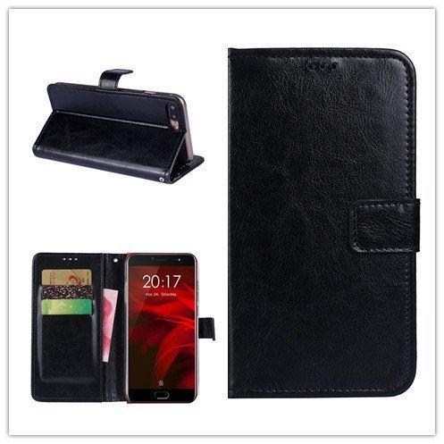 Funda® Flip Brieftasche Hülle für Homtom HT50 (Muster 2)
