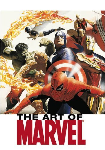 Art of Marvel Vol.1, The by Alex Ross (2009-05-04)