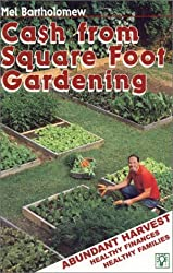 CA$H from Square Foot Gardening by Mel Bartholomew (2000-06-03)