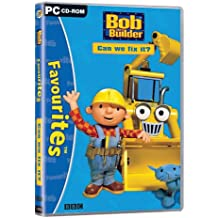 Favourites Bob the Builder Can we Fix It?