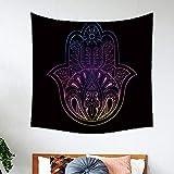 xkjymx Europa e Stati Uniti Sfondo Panno di Stoffa Appeso Panno personalità Mandala arazzo Stampa Digitale arazzo Personalizzato 11 200 * 150