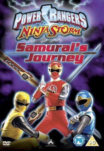 Power Rangers - Ninja Storm - Samurai's Journey [Edizione: Regno Unito]