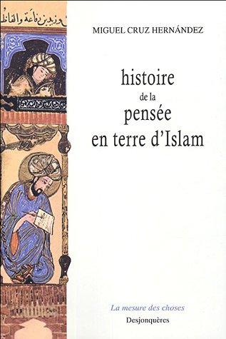 Histoire de la pensée en terre d'Islam