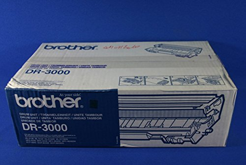 Great Buy for Brother DR-3000drum unit–Drum (20.000pages, Laser, Black)