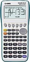 CASIO Calculatrice graphique programmable Graph 35+calculs des fractions, fonctions trigonométriques, inversestrigo. et coniques, calcul matriciel programmable, calculfinancier (intérêts, amortissements, cash flow), dérivation,(GRAPH35+)intégration, ...