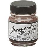 Jacquard Jacquard produits Jet Black–Acide teintures, acrylique, multicolore