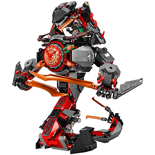 "LEGO 70626 ""Dawn of Iron Doom"" Building Toy"