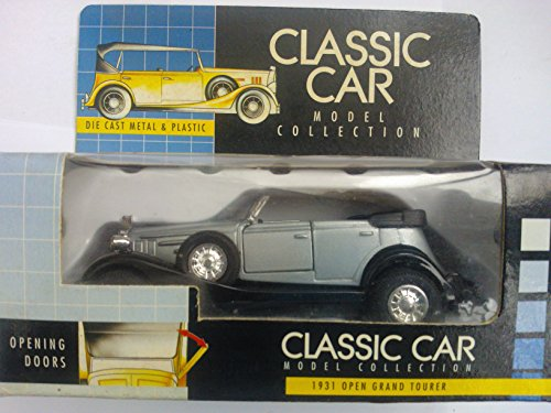 classic-car-model-collection-1931-open-grand-tourer