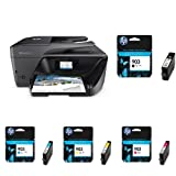 HP OfficeJet Pro 6970 All-in-One Tinten-Multifunktionsdrucker Schwarz  + HP 903 Multipack