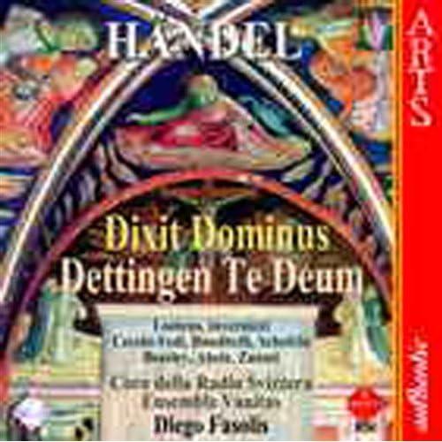"""Dixit Dominus, Psalm 110: """"Dixit Dominus"""" (Handel)"""