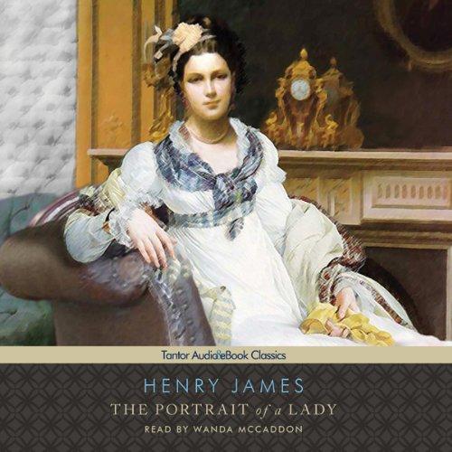 The Portrait of a Lady  Audiolibri