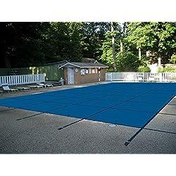 Wasser Warden scsb1636Pool Sicherheit, für 16von 36-feet Pool, massiv, blau
