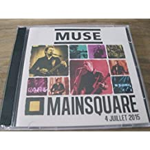 MUSE 2 CD LIVE AT THE MAINSQUARE FESTIVAL 2015