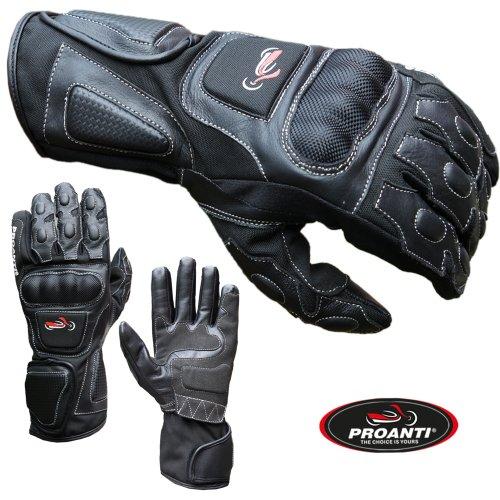 Motorradhandschuhe Sommer Touren Motorrad Handschuhe von PROANTI®