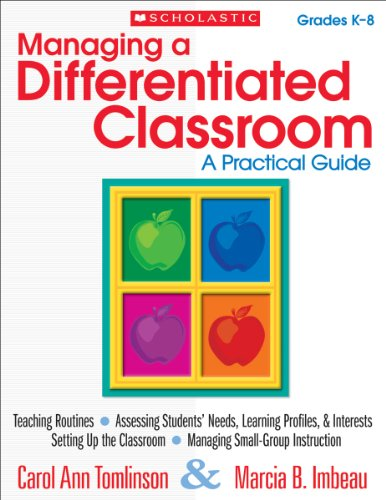Managing a Differentiated Classroom: A Practical (Tiered Circle)