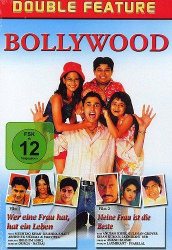 Bild von Bollywood Double Feature - Wer eine Frau hat, hat ein leben / Meine Frau ist die Beste
