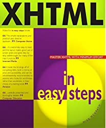 XHTML in Easy Steps by Mike McGrath (2003-09-05)