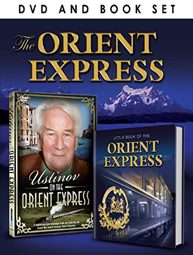 THE ORIENT EXPRESS Book & DVD Set [UK Import]
