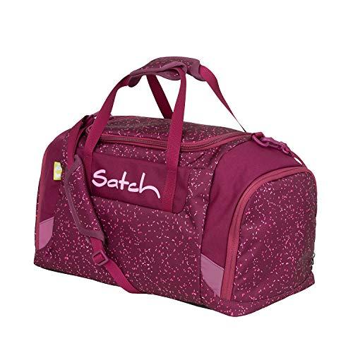 Satch Duffle Bag Bash Tasche Freizeit und Sportwear Unisex Kinder Berry Pink Speckled (Rosa) Einheitsgröße -