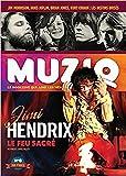 Muziq - numéro 8 Jimi Hendrix et les destins tragiques du rock