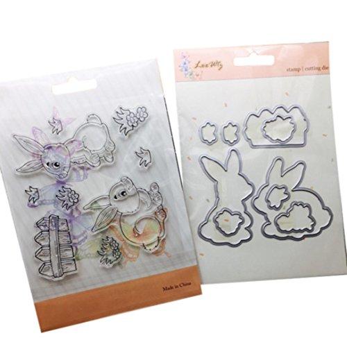 Metall Formen Stempel Schablonen DIY Scrapbooking Fotoalbum Decor - Dekorationen Halloween-hausgemachte Papier