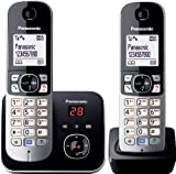 Panasonic KX-TG6822GB DECT Schnurlostelefon Grafik-Display