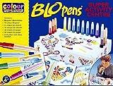 Blo Pens super Activity Center Blopens Pens 15 + templates