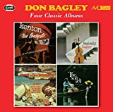 Four Classic Albums (Stan Kenton New Concepts Of Artistry In Rhythm / Basically Bagley / Jazz On The Rocks / The Soft Sell)