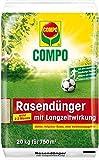 COMPO Rasendünger mit Langzeitwirkung 20 kg für 750 m² (RDL 20 HC)