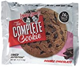 Lenny & Larry's Complete Cookie Double Chocolate 4 OZ (113g)