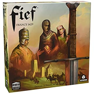 Academy Games ACA05450 Fief Board Game