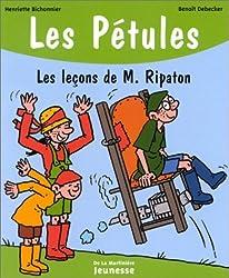 Les Leçons de M. Ripaton