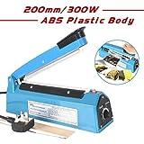 Reelva Impulse Heat Sealer PE PP Bag Shrink Wrap Handheld Impulse Sealer Machine by Reelva