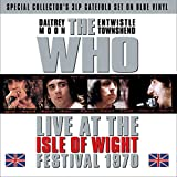 Live At The Isle Of Wight Festival 1970 (3LP Mod Logo Blue Vinyl Gatefold Edition) [VINYL] [Vinilo]