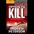 Option to Kill (The Nathan McBride Series Book 3)