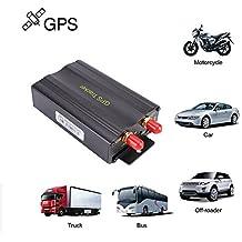 Rastreador GPS Tk103A con versión de software para controlador de PC - Escáner de seguimiento con enlace a Google Maps a tiempo real
