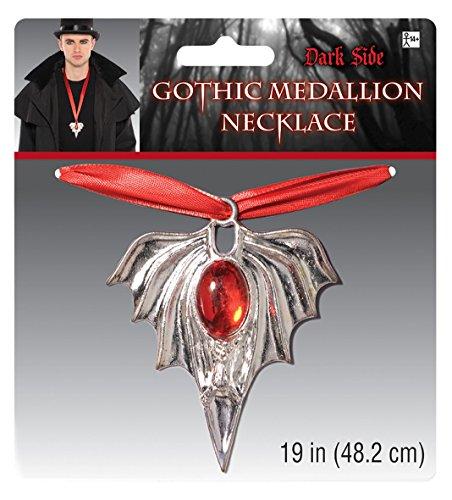 Enter-Deal-Berlin SCHMUCK MEDAILLON - Gothic -, Halskette Halsband -
