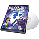 Times Table Adventure 7X Table : Heptanda Lair [DVD]